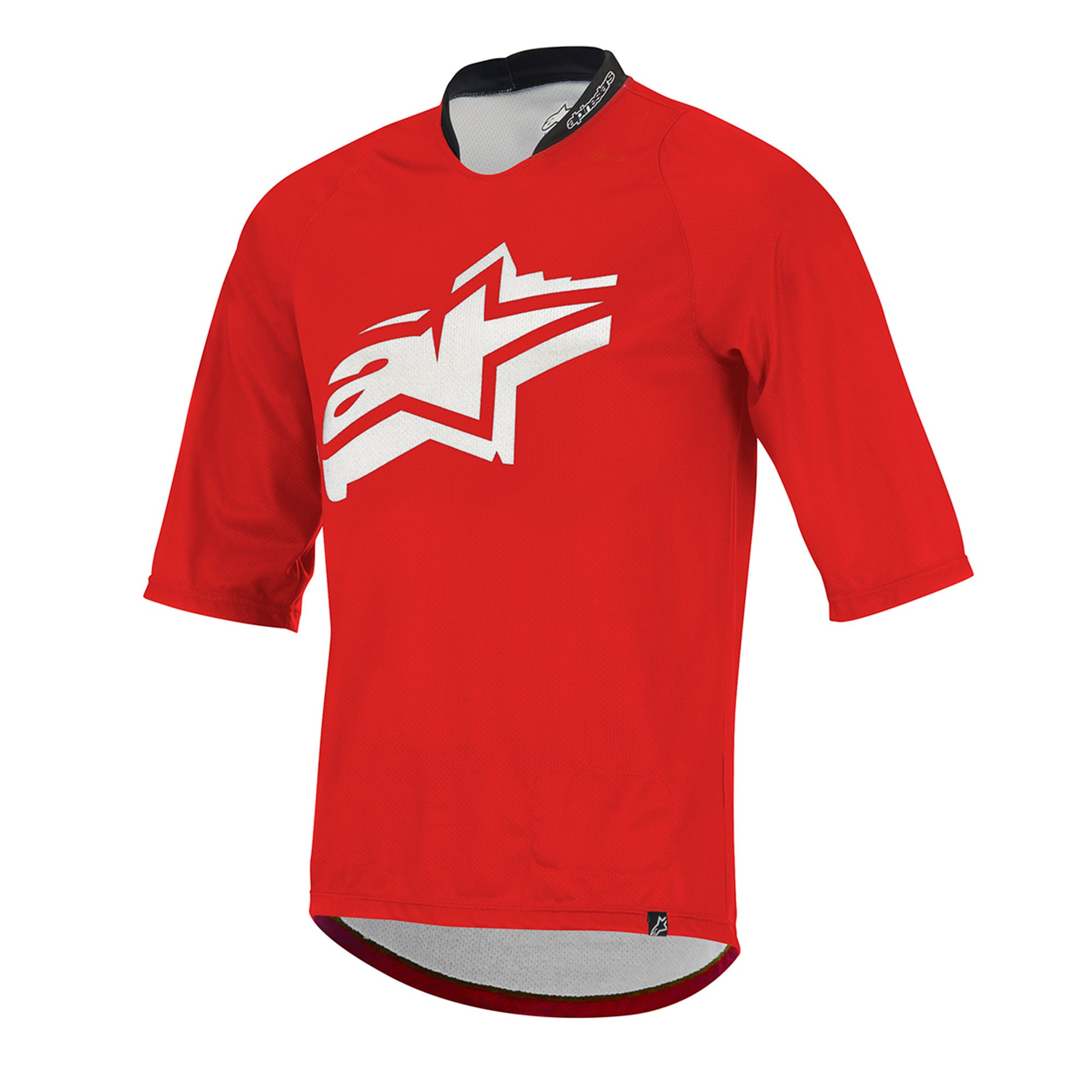 Alpinestars Totem 3/4 Jersey dres Red White