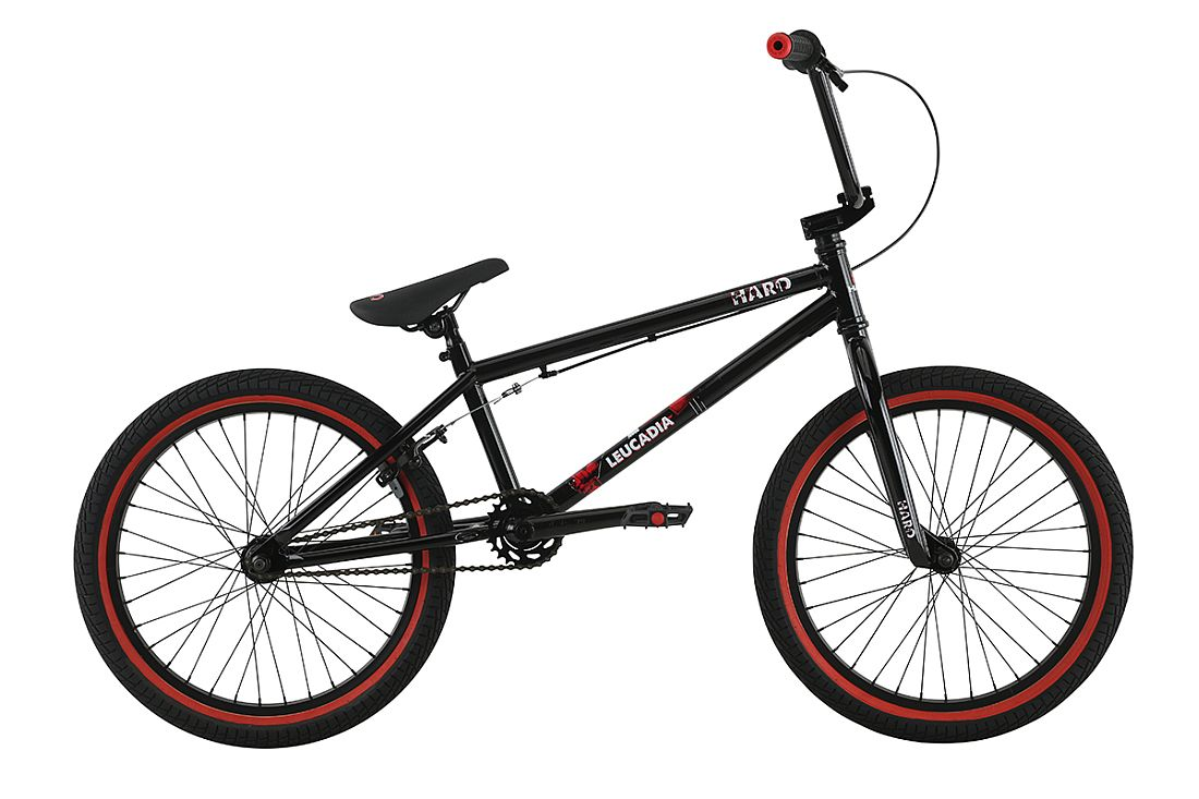 Haro Leucadia Black (Red)
