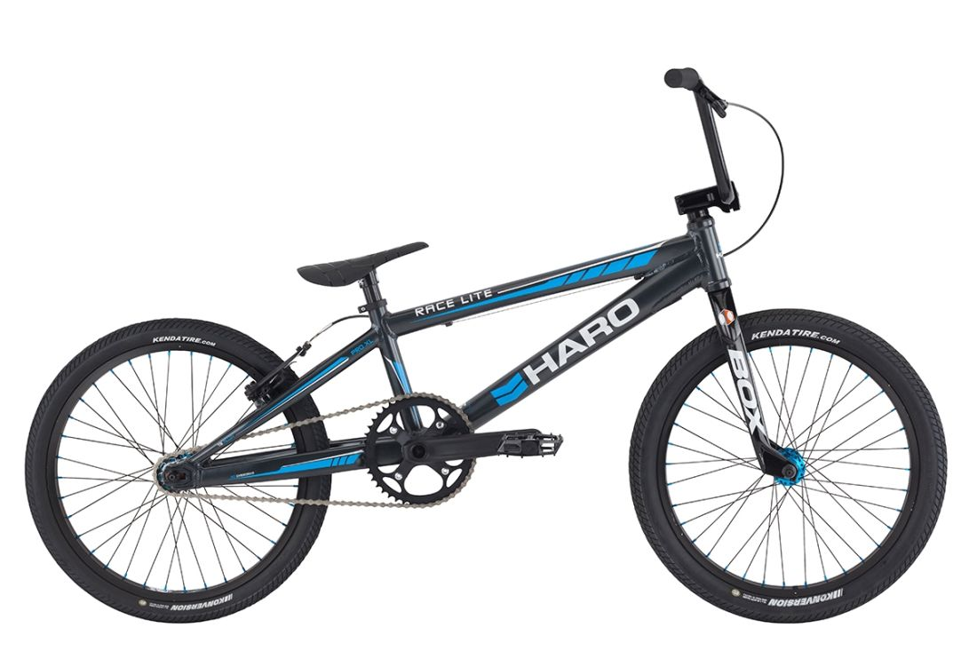 Haro BMX Race Lite Team CF PRO XL Black/blue