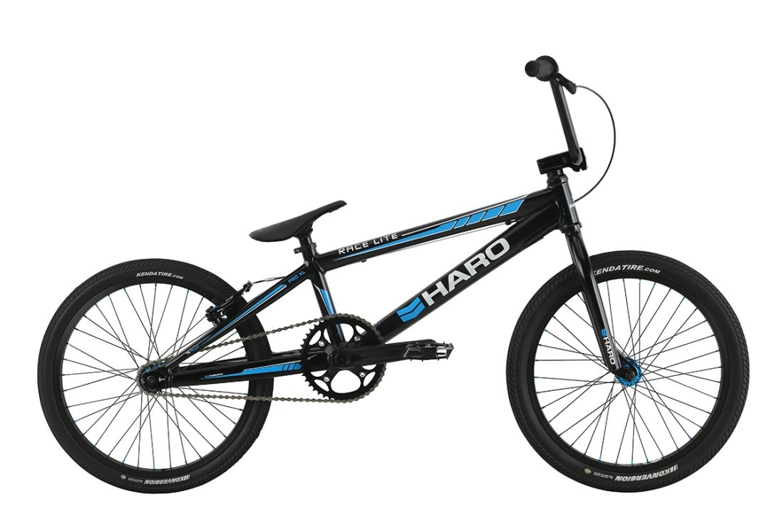 Haro BMX Race Lite PRO XL Black/blue