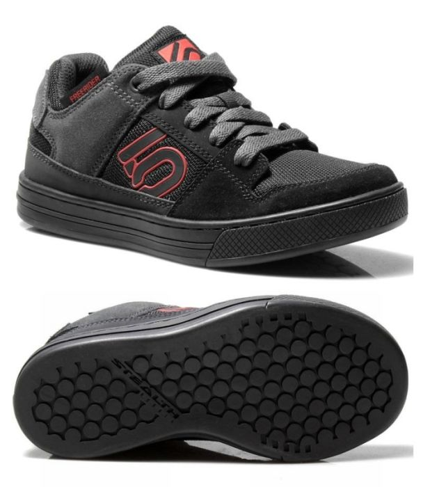Fiveten 5.10 FREERIDER K (kid) Team Black / Red