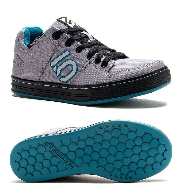 Fiveten 5.10 FREERIDER CANVAS Women Heather/Teal dámské