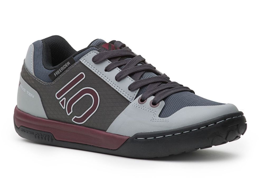 Fiveten 5.10 FREERIDER CONTACT WMS - Maroon Grey