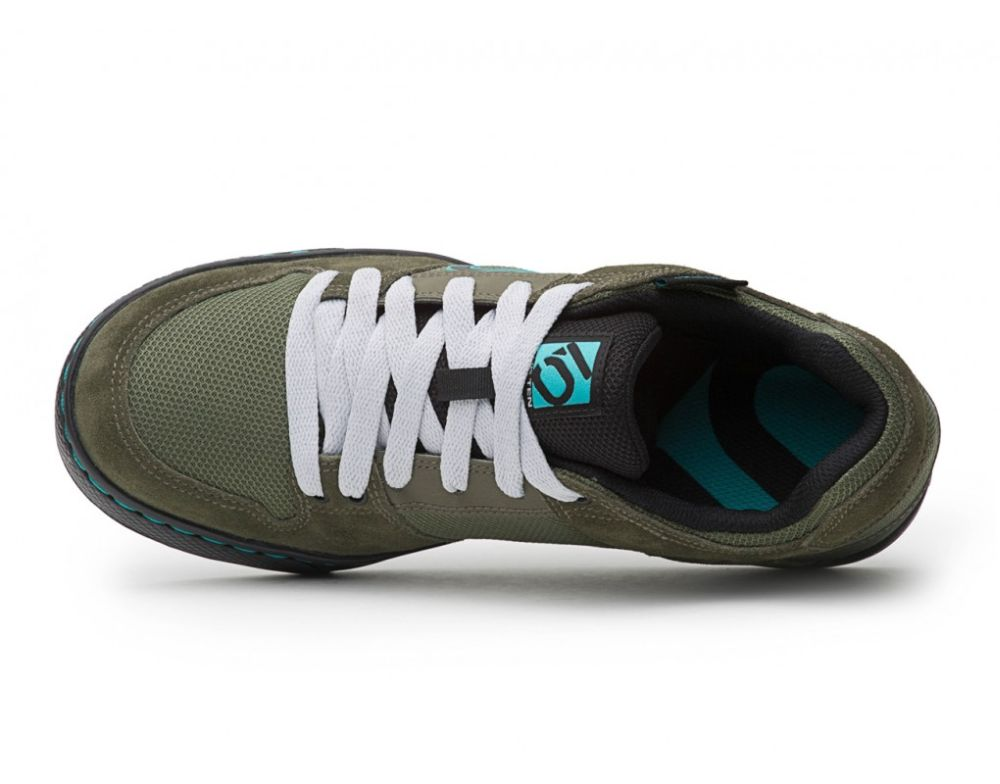 Fiveten 5.10 FREERIDER Earth Green boty na kolo