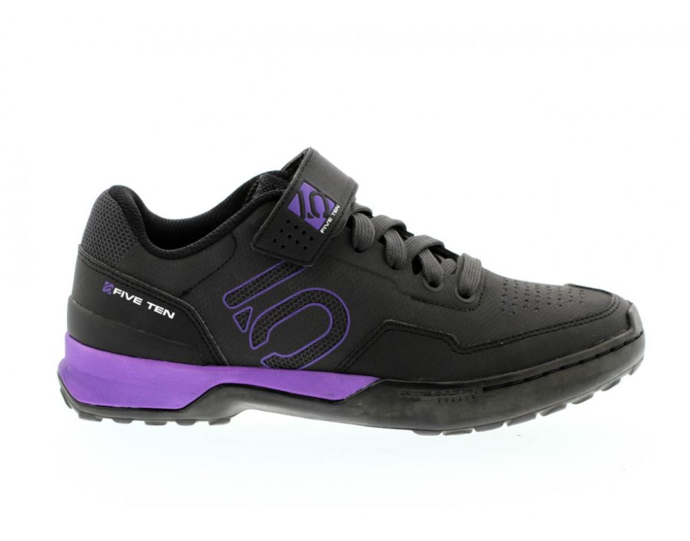 Fiveten Kestrel Lace WMS SPD Black Purple - women specific