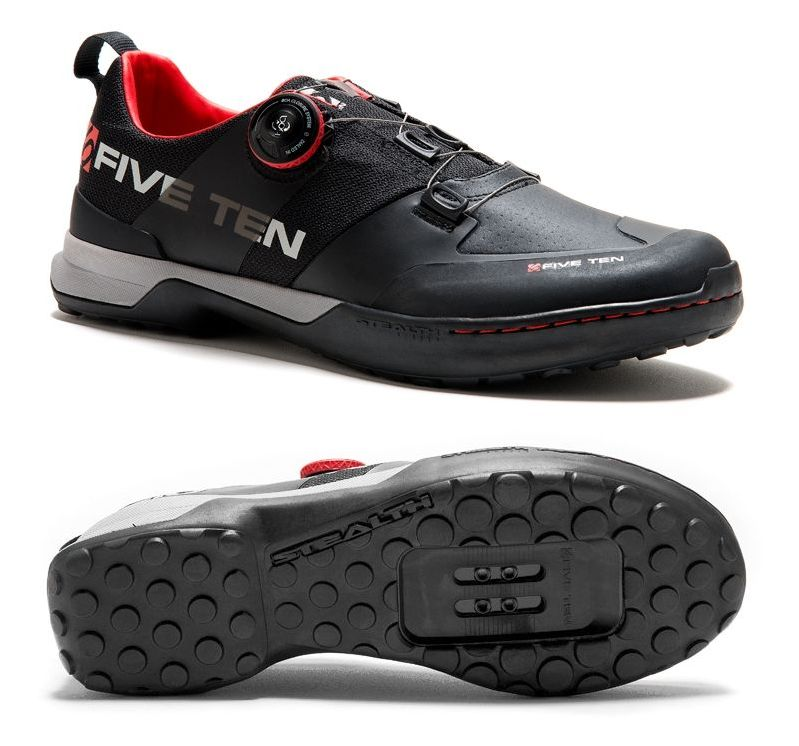Fiveten Kestrel SPD Team Black