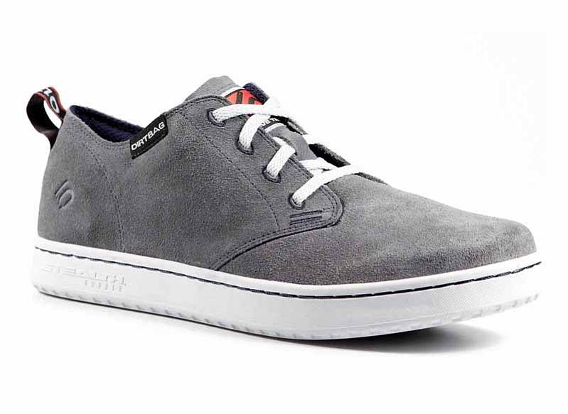 Fiveten 5.10 DIRTBAG LOW Gull Grey boty na kolo