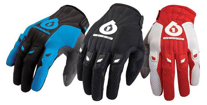 661 Comp 10 gloves - SixSixOne - black size M