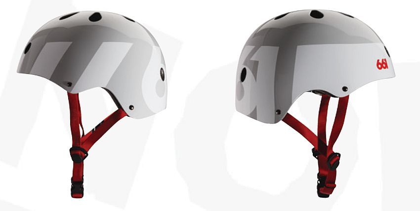 661 Dirt Lid - XV Grey helma