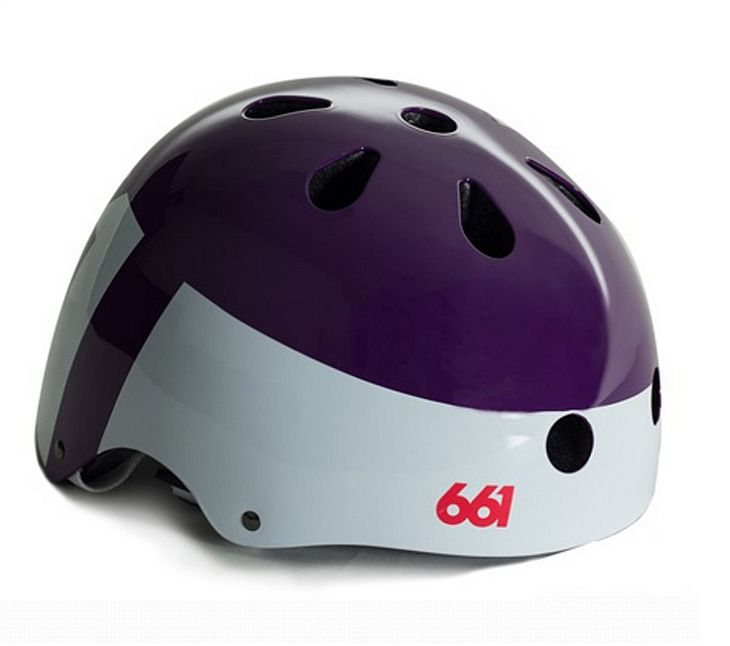 661 Dirt Lid - XV Purple helma