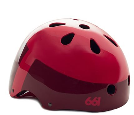 661 Dirt Lid - YOUTH Red