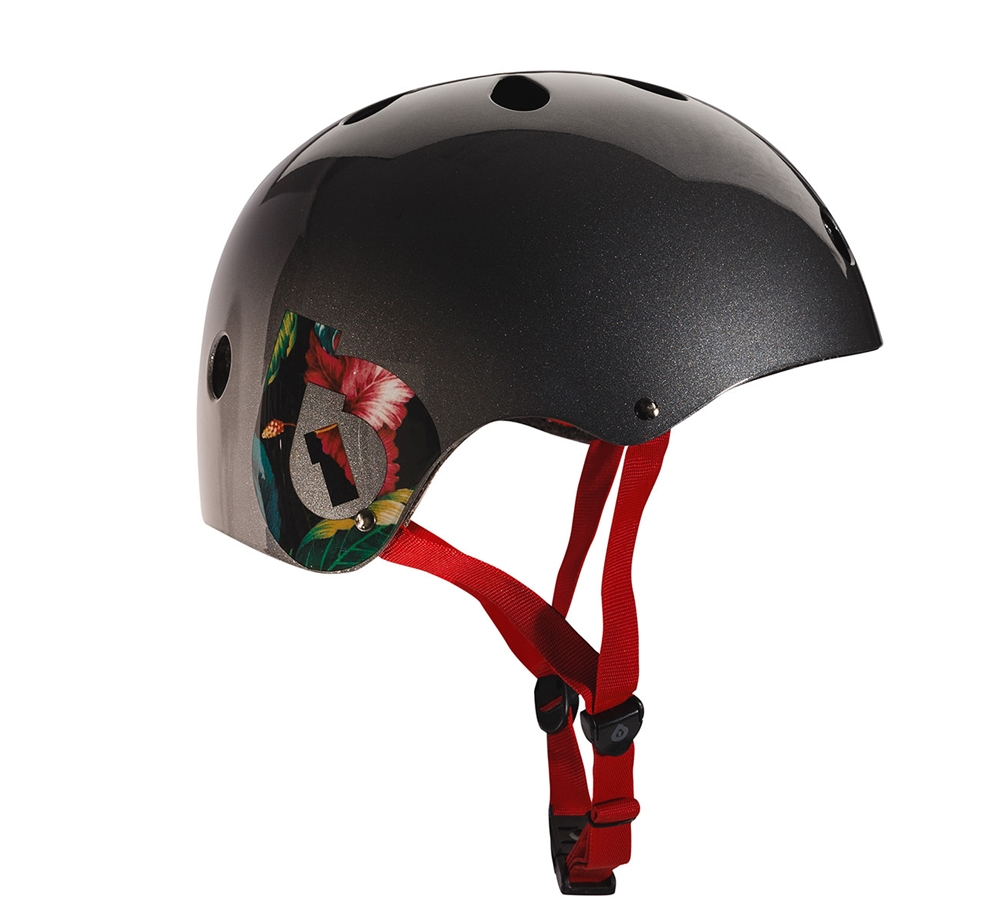 661 Dirt Lid PLUS - Black helma Grey