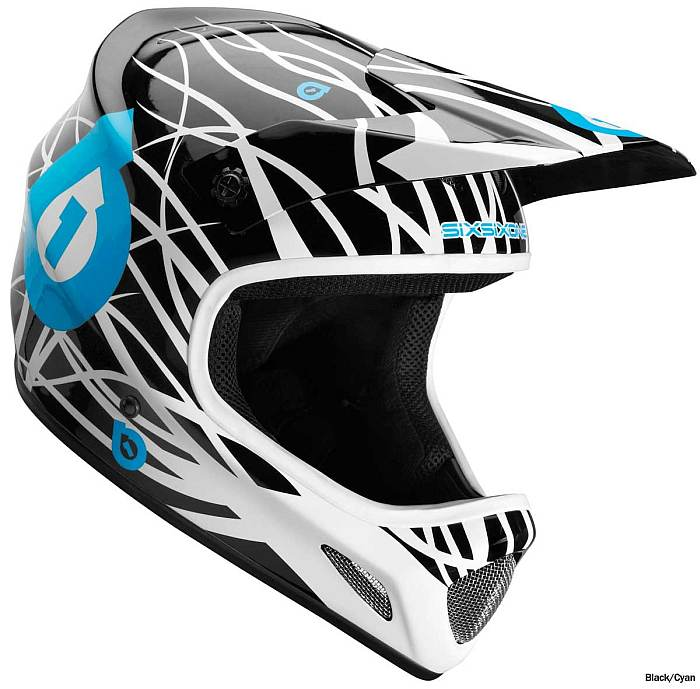 661 Evo (2013) helmet Wired black/cyan