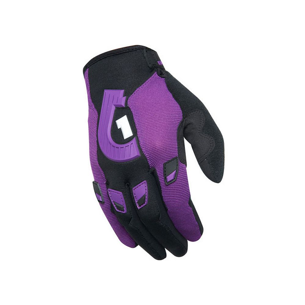 661 Comp 11 gloves - SixSixOne - purple