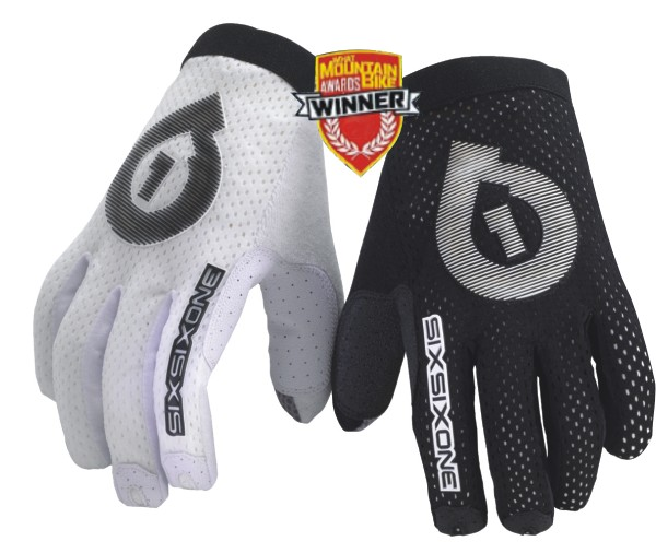 661 RAJI gloves SixSixOne white, size XL