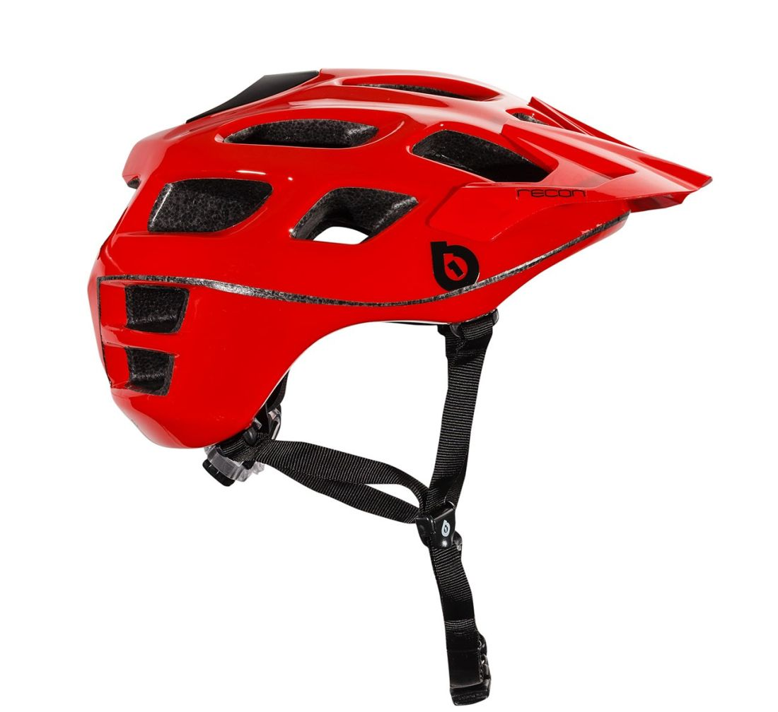 661 Recon Scout helmet Red