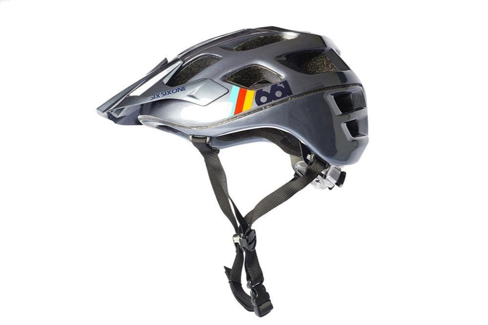 661 Recon Scout helmet Smoke grey