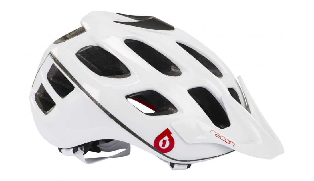 661 Recon Scout helmet White/Red size L/XL