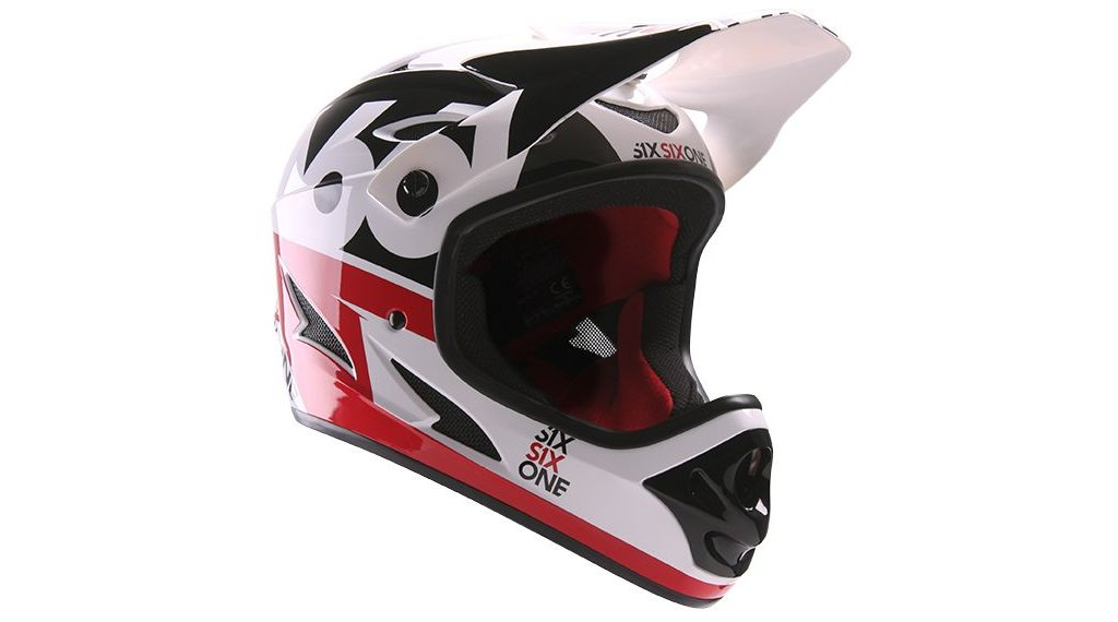 661 Comp Full Face Helmet Black Charcoal Kortnee Kate Photography