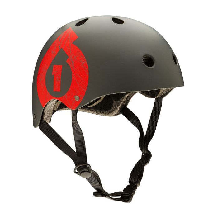 661 Dirt Lid ICON - Grey Red