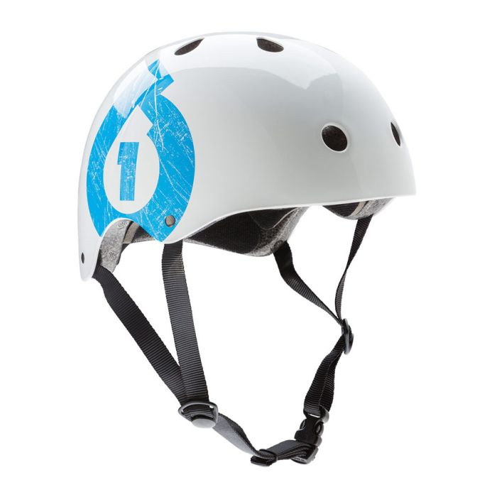 661 Dirt Lid ICON - White Cyan