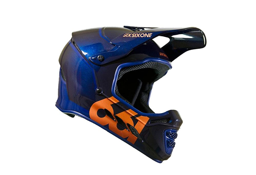 661 Reset helmet Midnight Copper - (sixsixone)
