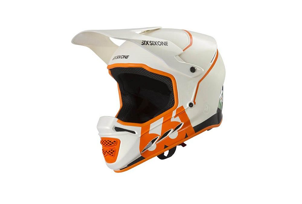 661 Reset helmet Tropic Orange - (sixsixone)
