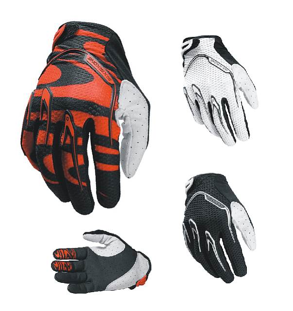 661 RECON gloves SixSixOne black