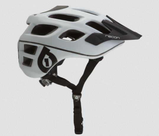 661 Recon helmet Stealth white - size L/XL