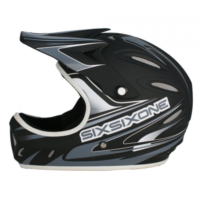 661 Strike helmet Grey - Sixsixone