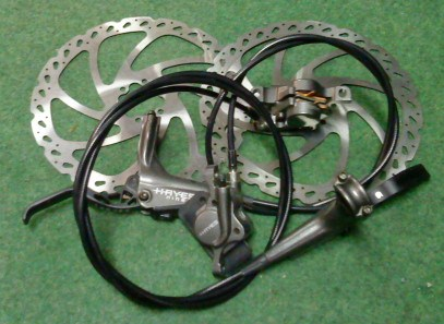 Hayes HFX9 disc brake