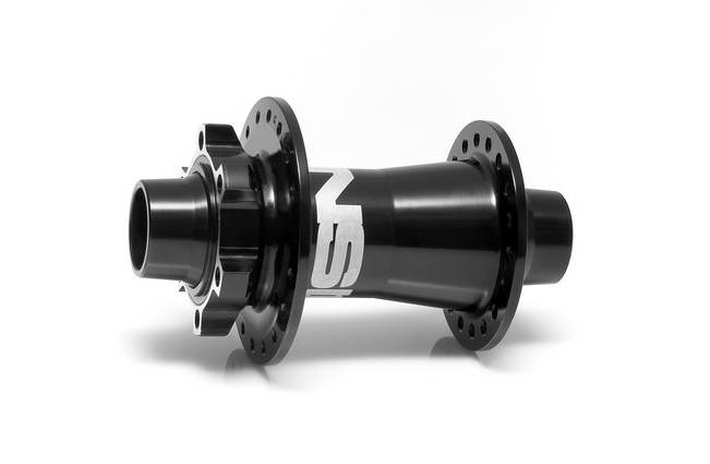 NS Bikes Primary 20 front hub black