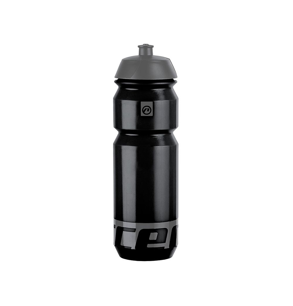 Accent Peak 750 ml bottle - black/grey