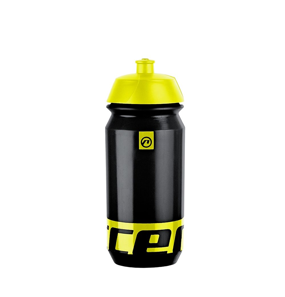 Accent Peak 500 ml bottle - black/yellow