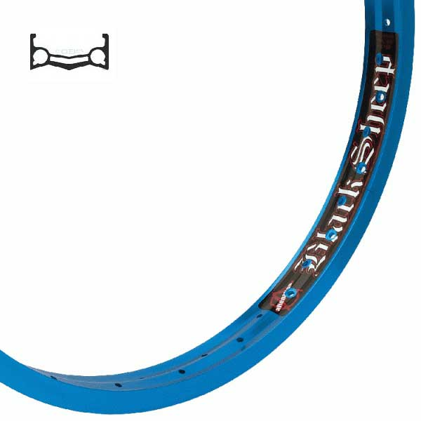 "Alienation Black Sheep rim 24"" blue"