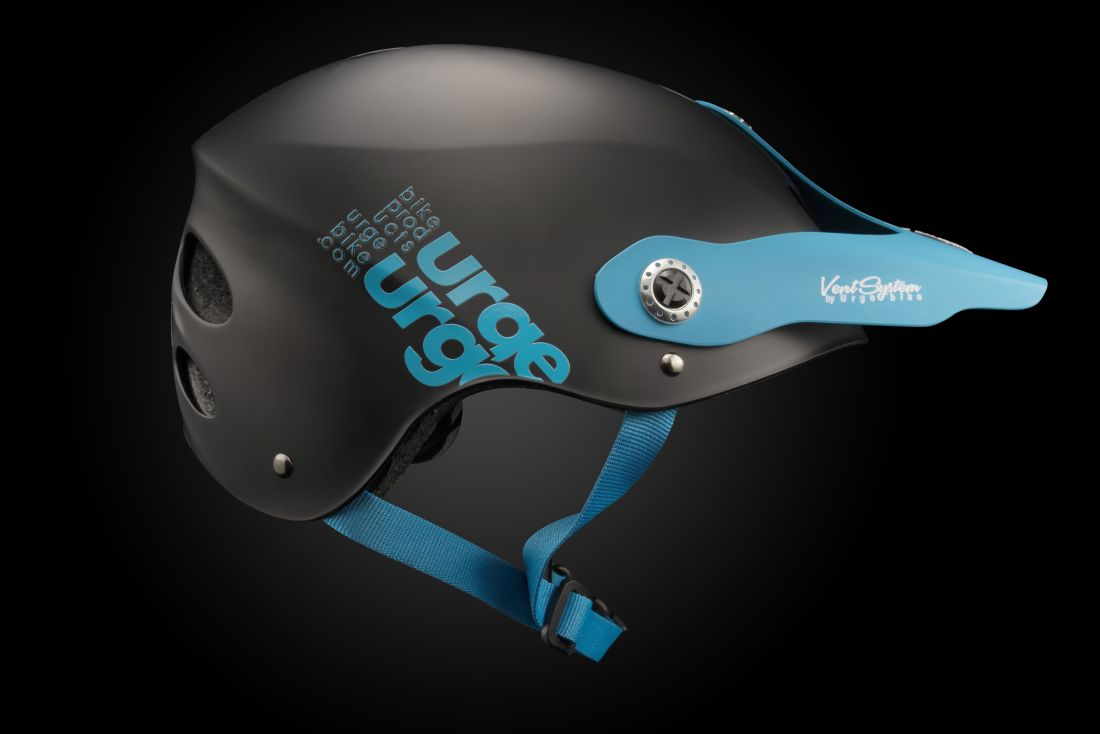 URGE All-In helmet Black Blue