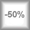 OUTLET - discount 50+%