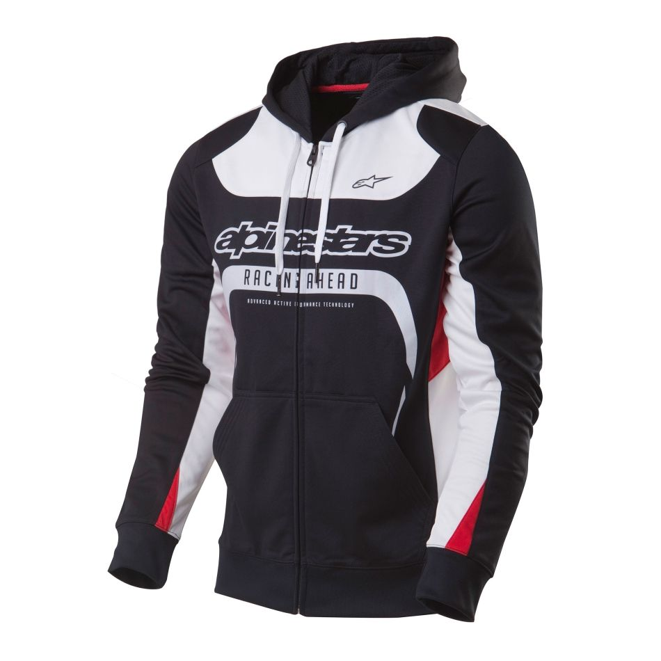 Alpinestars SESSION fleece hoodie Black