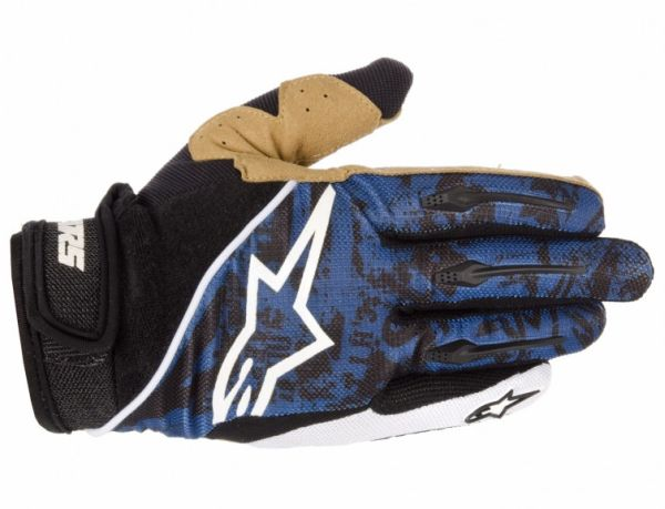 Alpinestars Gravity rukavice Blue