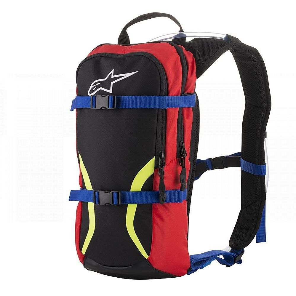 Alpinestars Iguana hydratation Backpack Black Blue Red Yellow