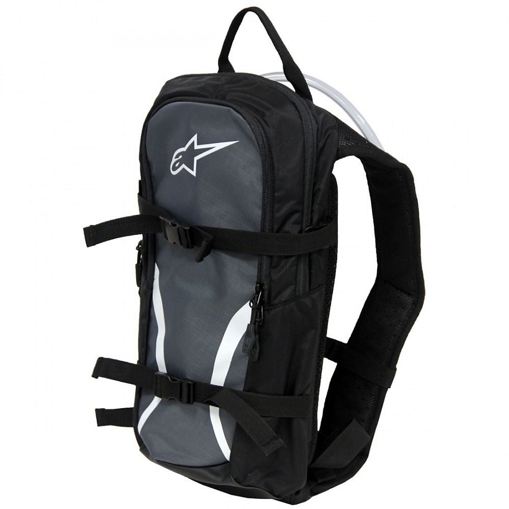 Alpinestars Iguana hydratation Backpack - Black Anthracite White