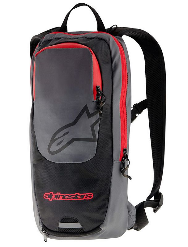 Alpinestars Sprint Back pack - Steel Gray Black