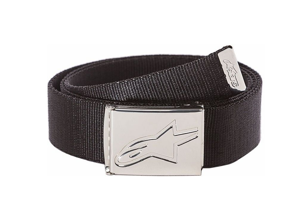 Alpinestars Friction WEB Belt - Chrome