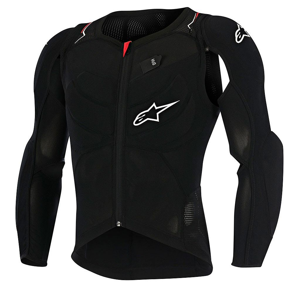 Alpinestars Evolution LS Jacket BNS compatible
