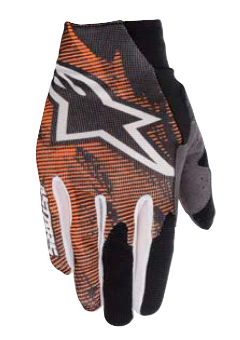 Alpinestars Aero rukavice Black Orange