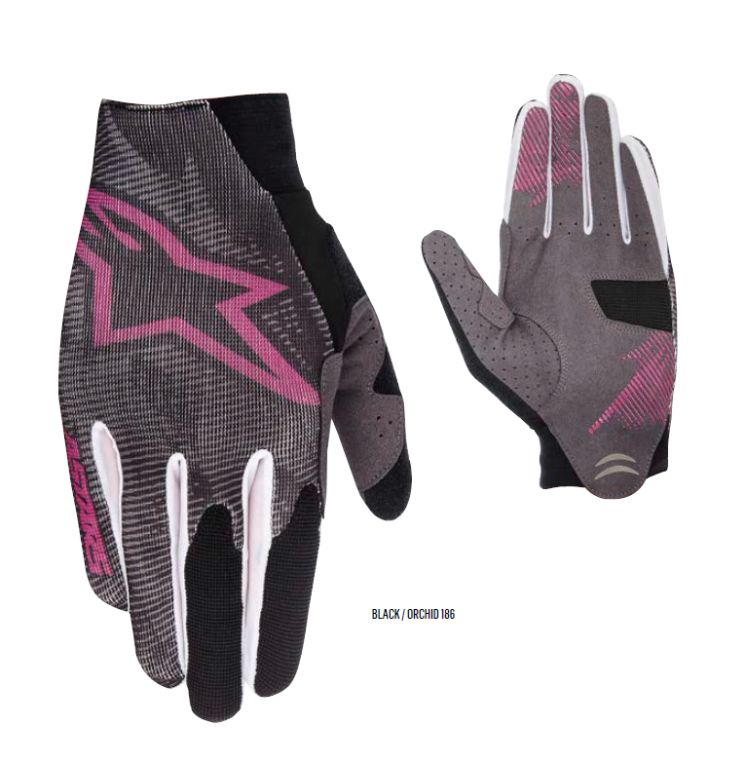 Alpinestars Aero Stella Women - rukavice BlackOrchid