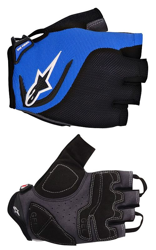 Alpinestars Pro-Light gloves Blue Black