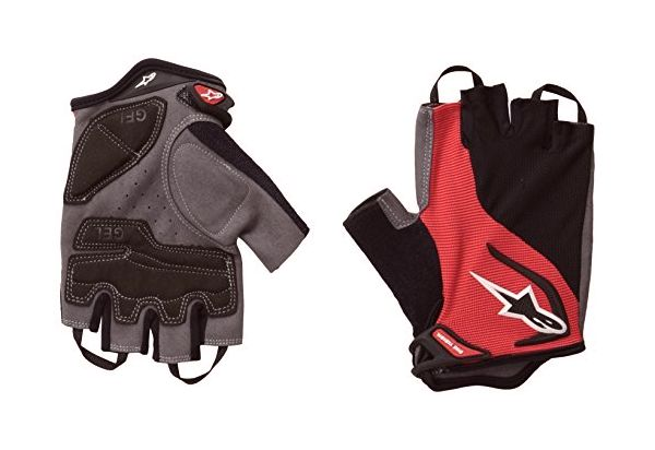 Alpinestars Pro-Light gloves Red