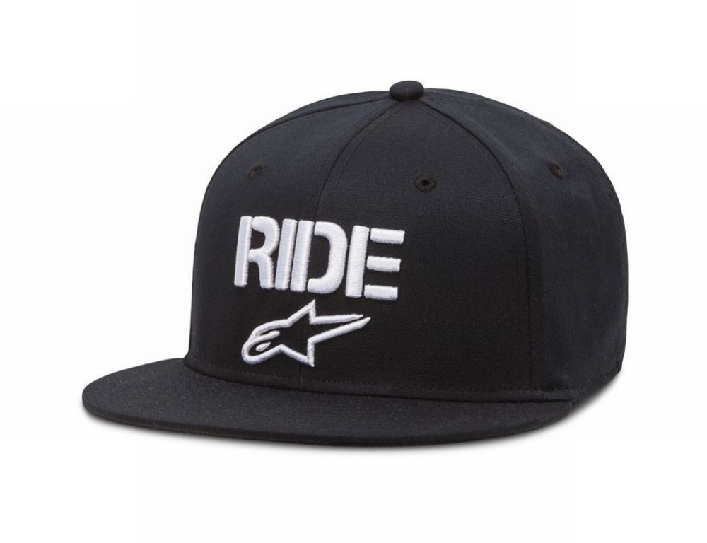 Alpinestars Circuit Ride Flat hat Flexfit Black