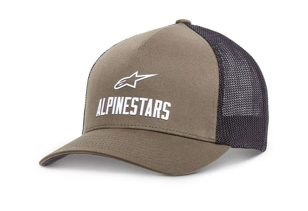 Alpinestars Transfer Flexfit kšiltovka Military